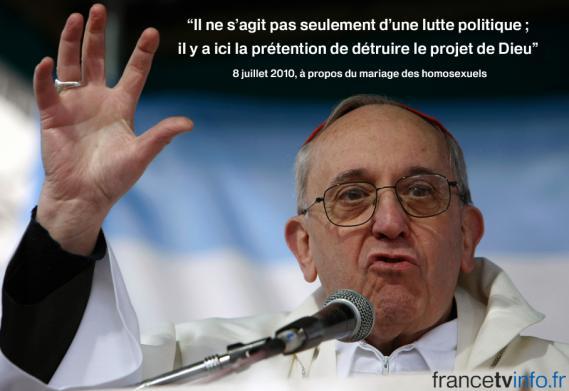 Le Pape François En Dix Citations