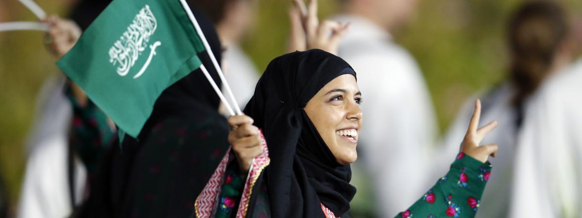 L'Arabie saoudite aimerait organiser les JO, mais sans les femmes