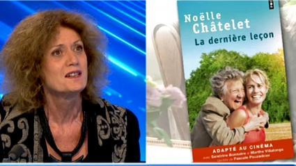 Noelle Chatelet La Derniere Lecon N Est Pas Un Film