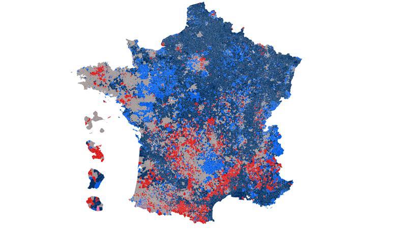 carte présidentielle france 2020 CARTE. Election présidentielle : découvrez les résultats du
