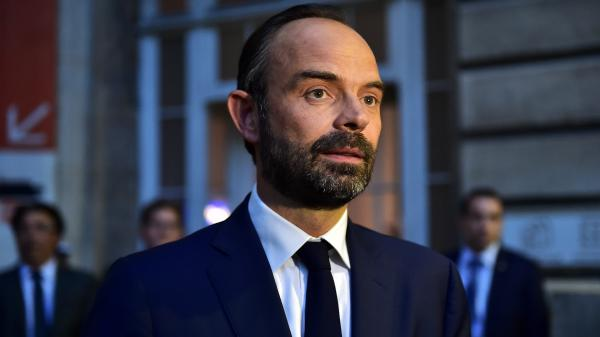 Edouard Philippe, Premier ministre, le 15 mai 2017, à Paris. (Photo d\'illustration)
