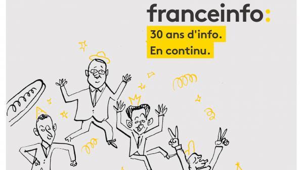 30 ans de franceinfo