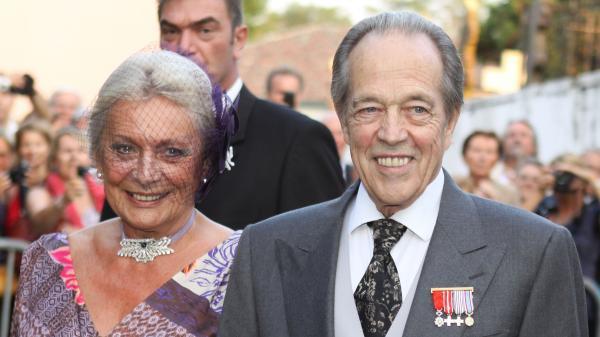 Le comte de Paris,prétendant au trône de France,le 26 septembre 2009 à Biarritz (Pyrénées-Atlantiques).