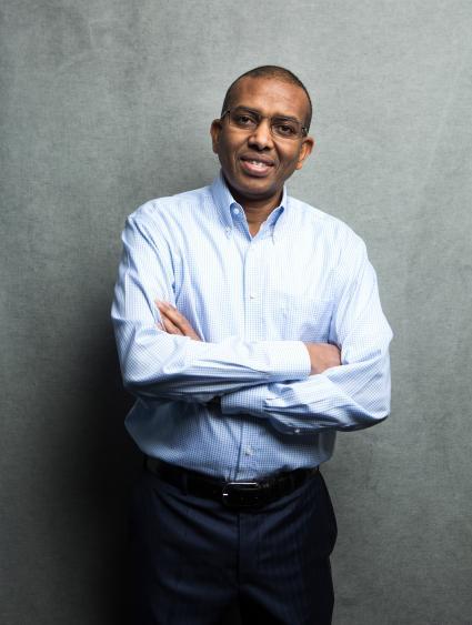 Le patron de WorldRemit, Ismail Ahmed
