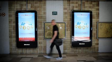 Les panneaux publicitairesconsomment autant d\'électricité que trois familles, selon l\'association Négawatt.