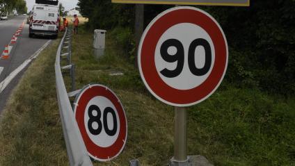 """Le retour aux 90 km/h aurait pour conséquence l\'annulation de \""""plusieurs centaines de milliers de procédures\"""", estime maître Rémy Josseaume."""