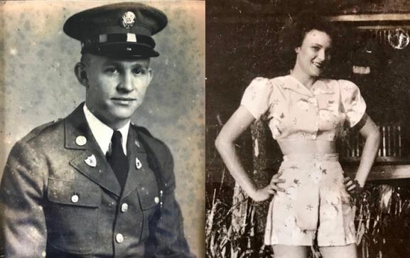 Des photos d\'archive de K.T. Robbins et Jeannine Ganaye.