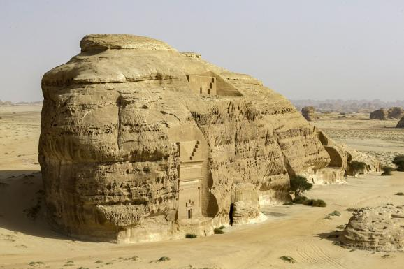 Tombes nabatéennes, Hégra, Arabie Saoudite