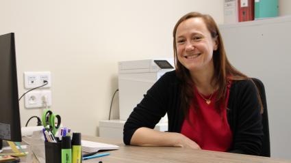 Marie-Laure Pons,médecin à La Grand-Combe, le 21 janvier 2020.