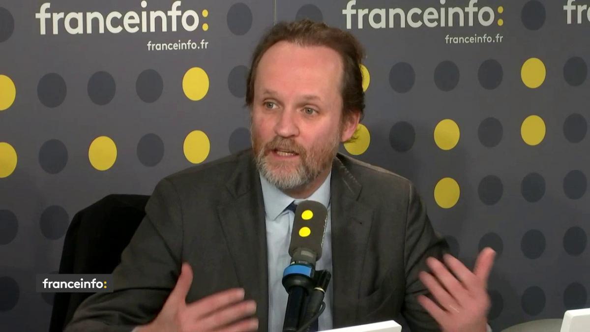 Le producteur de spectacles, Jean-Marc Dumontet, invité de franceinfo le 9 mars 2020.