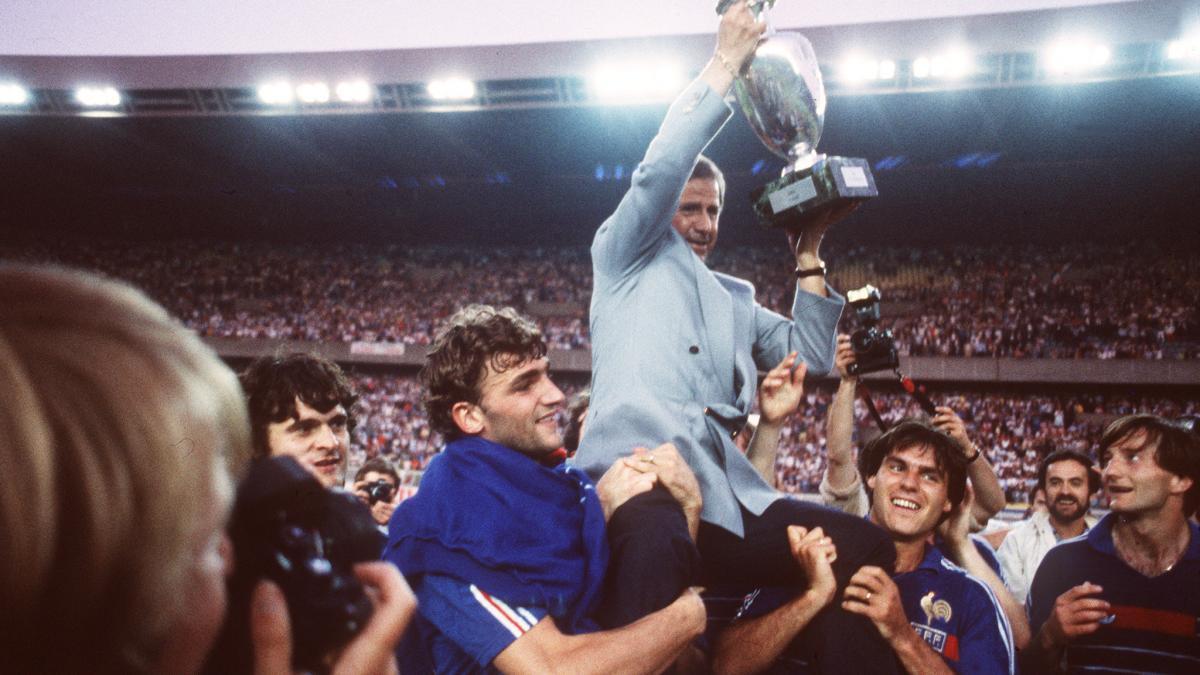 Người hùng giành EURO của đội tuyển Pháp qua đời