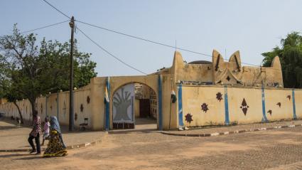 La ville de Kouré, au Niger, le 27 septembre 2019.