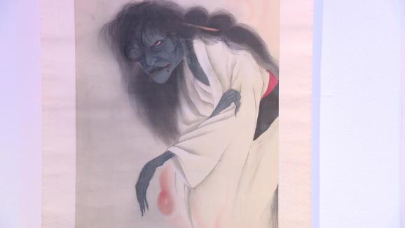 Oiwa, le plus célèbre fantôme japonais