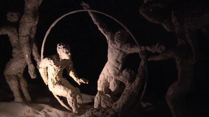 Sculptures d\'Emilie Tolot